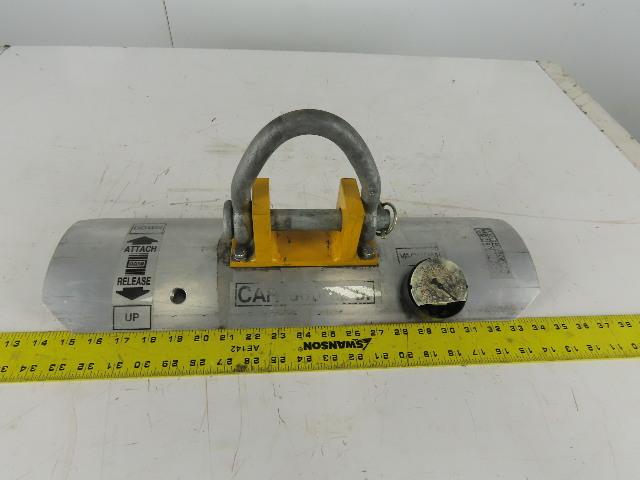 """Anver CPA663D16-FP 300Lbs. 6"""" Diameter Vacuum Lifter Billet Pipe Parts/Repair"""