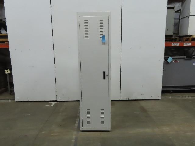 """84""""x 22 x 34"""" Deep Rolling 2 Door IT Network Server Rack Data Cabinet W/ Shelves"""