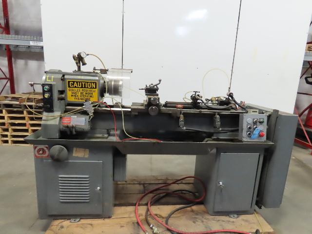 Logan 6561-H Custom Modified Production Metal Lathe 230/460V 3Ph