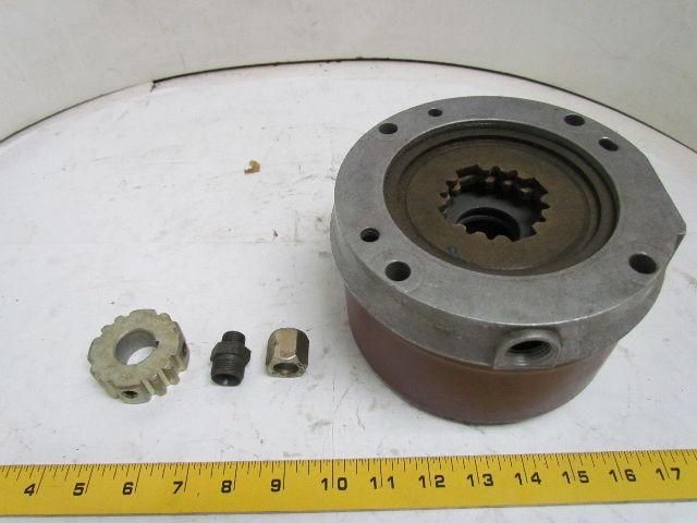 Stearns 105603100DQF Universal Motor Clutch Brake 230 460