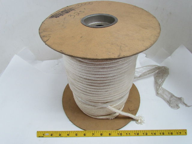High Temp Heat Resistant Fiberglass Braided Square Rope 5
