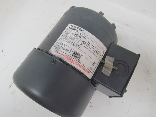 5 Hp Electric Motor >> AO Smith H869 TEFC Electric Motor 3/4 HP 3PH 1725RPM 200 ...