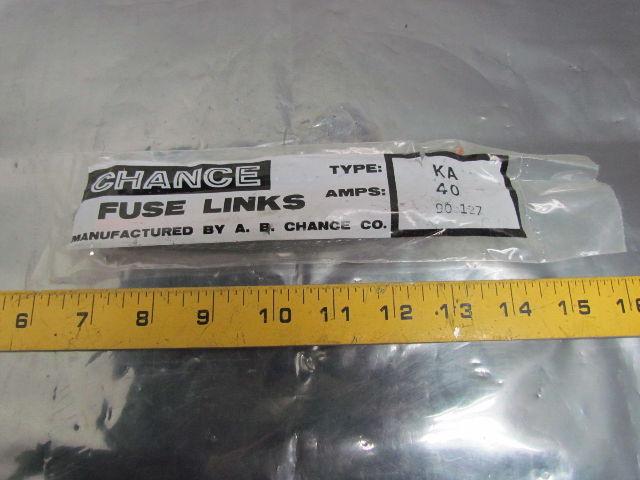 AB Chance KA 90 127 Fuse