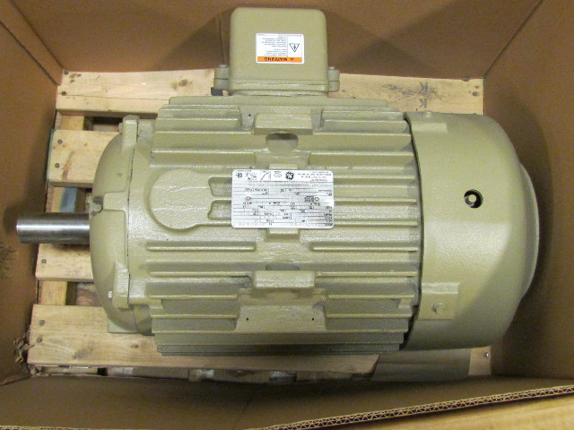 Ge General Electric Extra Severe Duty Motor 5 Hp 880 Rpm 3