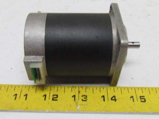 Moons Hybrid Stepping Motor 2 Phase Bi Polar 1 8 Deg Angle 1 4 Shaft Dia 23hm Bullseye