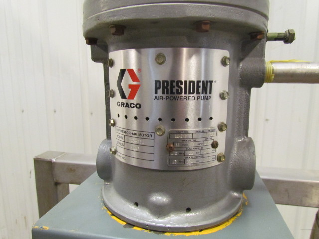 Graco 224 346 Stainless Steel Hydraclean President Pump 10