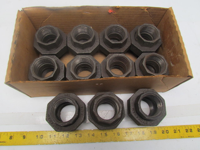 Grinnell quot npt class malleable iron black pipe