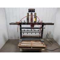 Sampson MMP 011620 3 station Punch/Press Style Fabrication Stamping Notching 104347