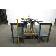 Custom Built Frame Nailer 120V/ Pneumatic Joint Frame Nailer W/ Stock Holders 104524