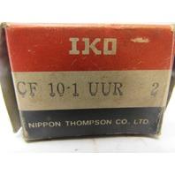 IKO CF10-1UUR Cam Follower Box of 2