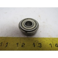 SMT 5201ZZ Double Row Ball Bearing Angular Contact 12x32x15.875mm Shield Flange