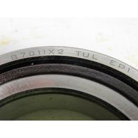 RHP B7011X2 Tul EP1 Angular Contact Ball Bearing