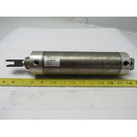 "Numatics Pneumatic Cylinder 2.5"" Bore 6"" Stroke"