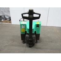 Mitsubishi Pmw20 Electric Pallet Jack Walkie Walk Behind 4000lb Cap Fork Lift Ebay