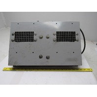 1/12 HP 1PH 1.5A 115V 60HZ Dual Squirrel Cage Electric Cooling Fan