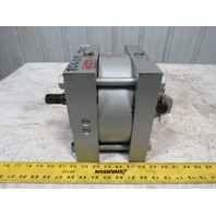 """Milwaukee A61 Pneumatic Air Cylinder Fixed End Clevis  8"""" Bore 1"""" Stroke"""