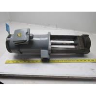 Fuji Electric VKP091J 400W 200-230V 50/60Hz Flange Mount Pedestal Coolant Pump