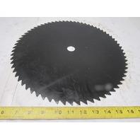 "Makita 14"" 70T Cross Cut Circular Saw Blade 25mm Arbor"