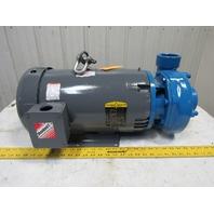 """Gould 3656 2-1/2""""x3-7 Centrifugal Pump 15 Hp. 208-230/460V 3480 RPM"""