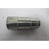 "Parker FF-752-12F0 Hydraulic Quick Coupling Coupler Nipple Male End 3/4"" Body"