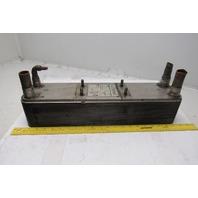 Flatplate CH71/2 Refrigeration Liquid Chiller Heat Exchanger