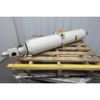 Hydac 364162 Hydraulic Accumulator W/Shut-Off Nitrogen Charge 3000PSI