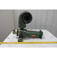 Porter Peerless 181-12-0009-0 Direct Current DC Servo Motor Blower Encoder