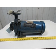 "Ingersoll Dresser D520 3Hp 3450RPM 3Ph 208-230/460V 1-1/2""x1""x5 Centrifugal Pump"
