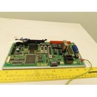 Fanuc A02B-2100-0423 Robotics Control Board