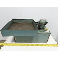 Gusher 9025-L 16 USG .25Hp 208-230/460V Filtered Coolant Reclaim Pump Tank