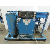 Quincy QSI-245 50Hp 460V Rotary Screw Air Compressor 6709.15 Hrs. 243CFM