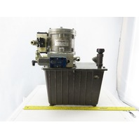 Hydronic P-820-30 30:1 3 Gal 3000 PSI High Flow Air Driven Hydraulic Power Unit