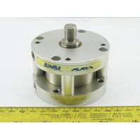 "Bimba FOS-31-1-3F-MT 1-1-1/2"" Bore 3/4"" Stroke Flat-1 Double Acting Air Cylinder"