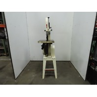"Jet JWBS-14OS 14"" 115/230V 1Ph 3/4Hp Vertical Band Saw With Tilt Table"