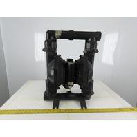 "ARO Ingersoll Rand PD20A-AAP-GGG 2"" Aluminum Air Double Diaphragm Pump 172 GPM"