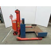 Southworth 1540lb Capacity Pallet Lift & 300° Rotator 12VDC Portable Hand Truck