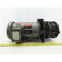 Gusher MSC3.5-3-100FJ 1Hp Vertical Coolant Pump 208-230/460V 3Ph