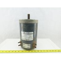 "General Electric 5B58JBS 3275A 1500RPM 12VDC 7/8"" Dia Shaft 58 Frame Motor 2.6HP"
