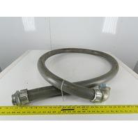 Electri-Flex LA-2 10FT Wet Dry Conduit With Fittings Liquid Tight