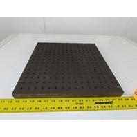 "16""x16""x1-1/4"" Flat Sine Plate Machinist Block Setup Layout Table"
