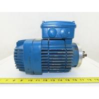 Demag KBA71 A 0.59HP Electric Motor 1670RPM 230/460V 3Ph TEFC