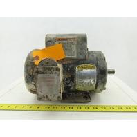"Baldor 1/2Hp Saw Duty Motor 115/208-220 1Ph 3450RPM 56Z Frame 7/8"" Shaft"