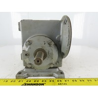 "Reliance 804786JY 10:1 Gear Box Speed Reducer 1-1/2Hp 7/8"" Output Shaft"