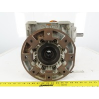 Bonfigliol Group Worm Gear Box Speed Reducer 7:1 Ratio 30mm In 47mm Hollow Out