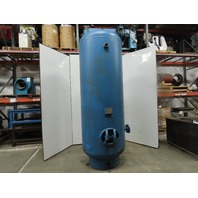 East Fabricators Vertical Compressed Air Receiver Tank 660 Gallon 150 PSI WP