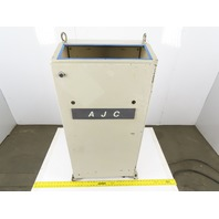 "40"" x 14"" x 20""  Rolling Electrical Enclosure Machine Control Cabinet"