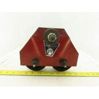 "Coffing TG-10-P 1/2 Ton Capacity Push Hoist Trolley Ball Bearing 2""-5"" I-Beam"