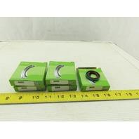 SKF 8665 7/8x1-3/8x1/4 Oil Seal CRWA5 Lot Of 5