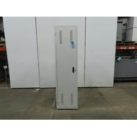 "84""x 22 x 34"" Deep Rolling 2 Door IT Network Server Rack Data Cabinet W/ Shelves"