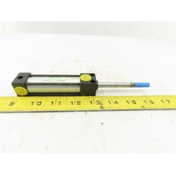 """Speedaire 1A427 Pneumatic Air Cylinder 3/4"""" Bore x 2"""" Stroke Double Acting"""